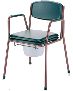 Mobility Deluxe Commode