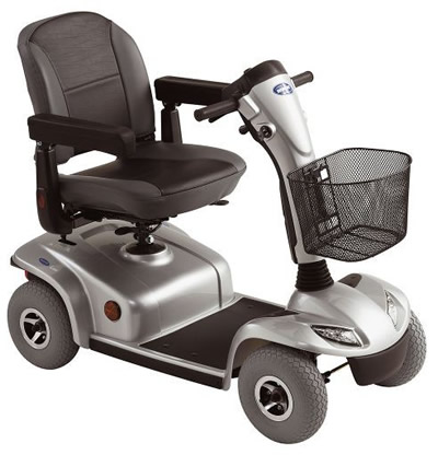 Invacare Leo - 4 MPH Pavement Scooter