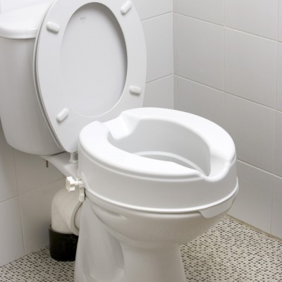 Mobility Raised Toilet Seat