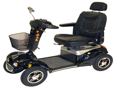 Shoprider Cordoba - 8mph Path / Road Scooter.