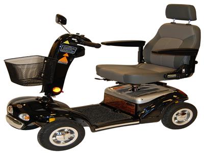 Shoprider Perrero - 6mph Scooter.