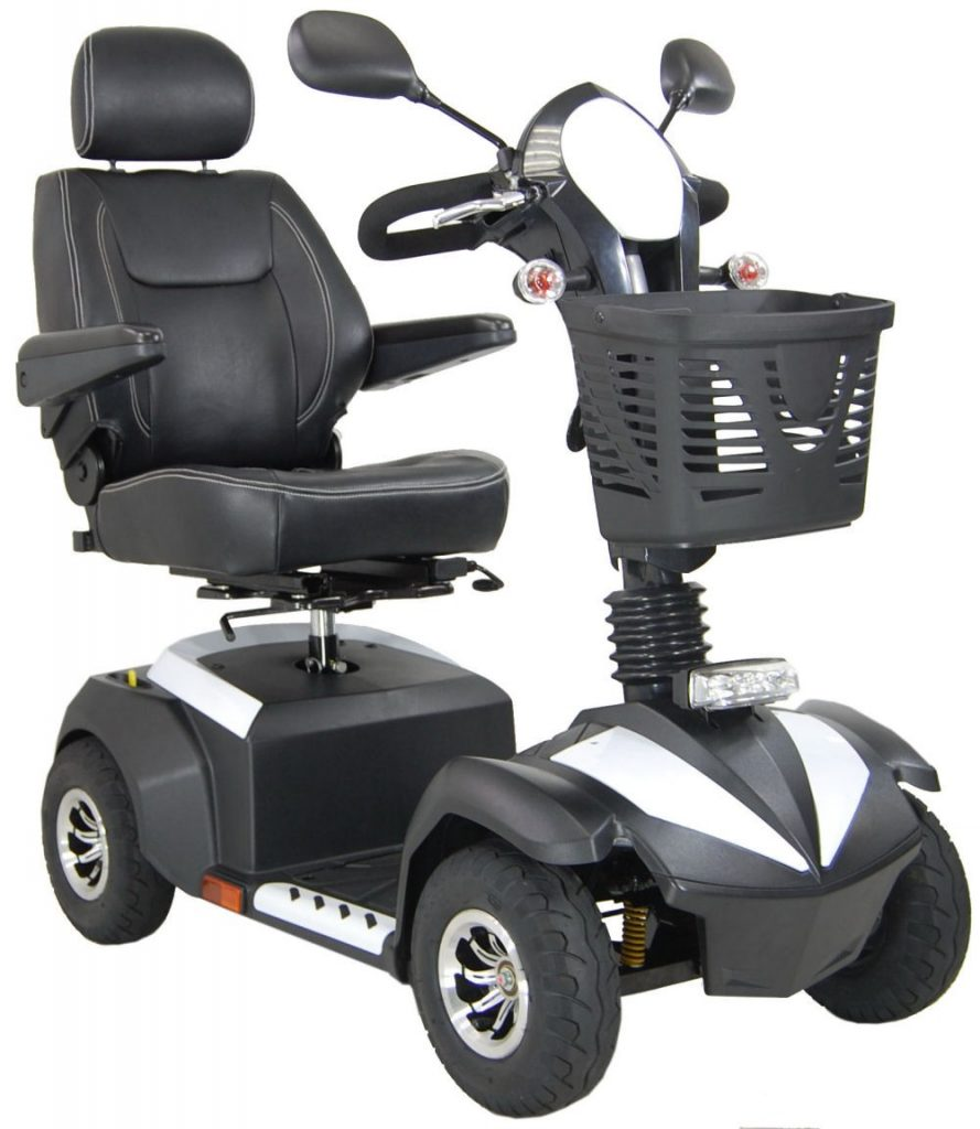 Envoy 8 - 8mph Mobility Scooter