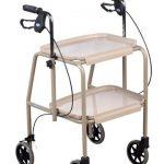 4 Wheel Mobility Trolley