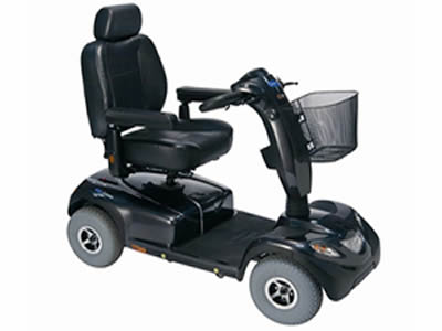 Invacare Comet - 8mph Path / Road Scooter