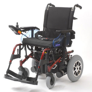 Roma Marbella - Electric Wheelchair