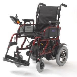 Roma Sirocco - Electric Wheelchair