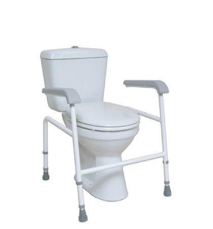 Mobility Toilet Frame