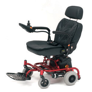 Vienna - Indoor Electric Wheelchair