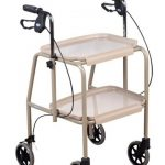 4 Wheel Mobility Trolley